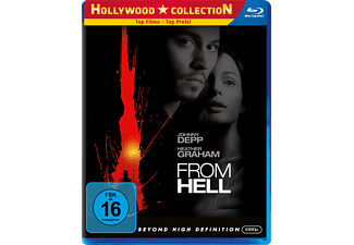 FROM HELL Thriller Blu-ray