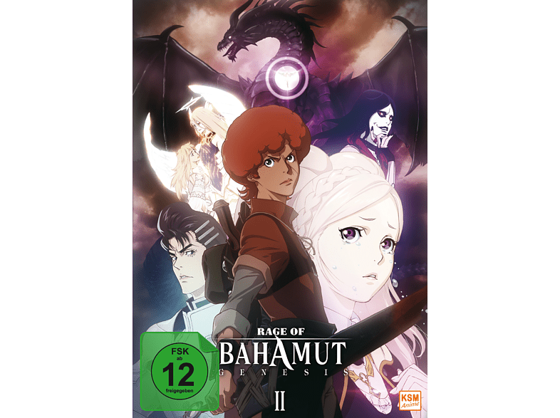 Rage of Bahamut: Genesis - Vol. 2 [DVD]
