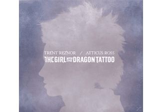 Trent Reznor & Atticus Ross - The Girl With The Dragon Tattoo [CD]