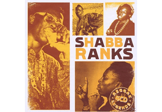 Shabba Ranks - Reggae Legends (Box Set) - (CD)