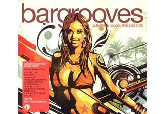VARIOUS, Andy/compiled By) Various/daniell - Bargrooves Summer Sessions Deluxe - (CD)