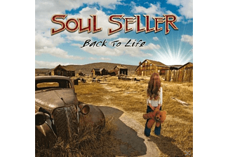 Soul Seller - Back To Life - (CD)