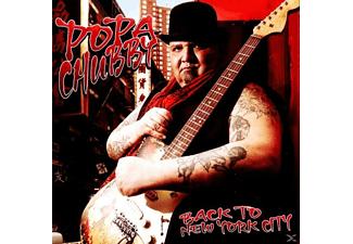 Popa Chubby - Back To New York City - (CD)
