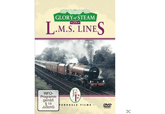 GLORY OF STEAM ON L.M.S.LINES - (DVD)