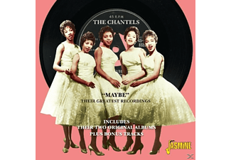 The Chantels - Maybe-Greatest Recordings - (CD)