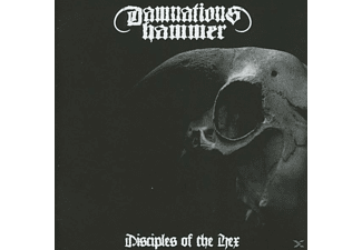 Damnations Hammer - Disciples Of The Hex - (CD)