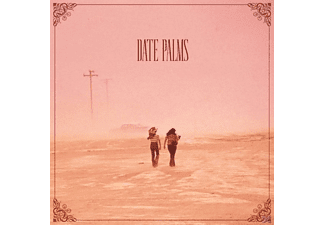 Peals, Date Palms - The Dusted Sessions - (CD)
