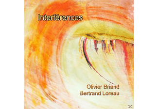 Bertrand & Olivier Bertrand Loreau - Interferérences - (CD)