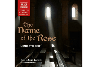 The Name of the Rose - 16 CD - Hörbuch