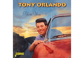 Tony Orlando - Bless You - (CD)