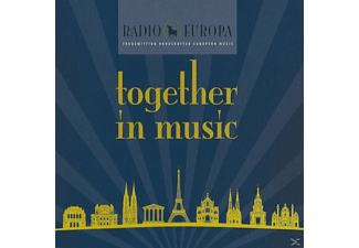Radio Europa - Together In Music - (CD)