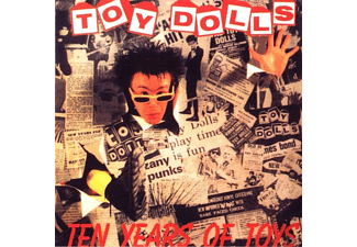 Toy Dolls - Ten Years Of Toys - (CD)