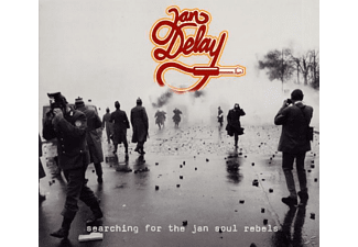 Jan Delay - Searching For The Jan Soul Rebels - (CD)