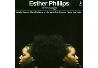 Esther Phillips - Anthology - (CD)