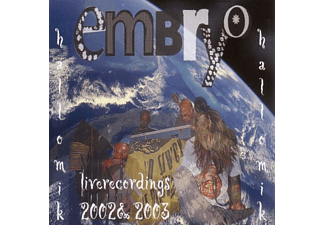 Embryo - Hallo Mik - (CD)
