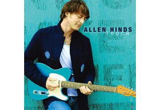 Allen Hinds - Touch - (CD)