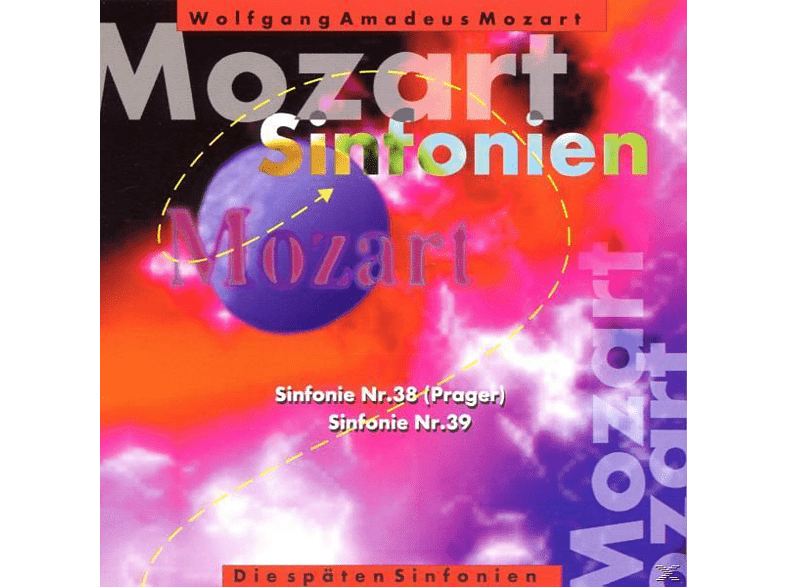 Brenburger Symphoniker - Mozartsinfonien, Die Vol.1 [CD]