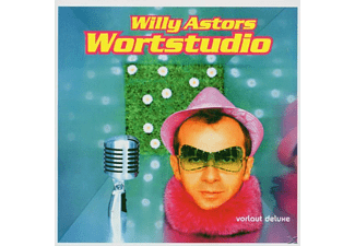 Willy Astor - Wortstudio [CD]
