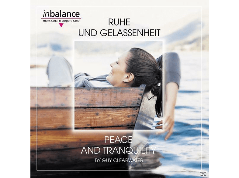Guy Clearwater - Ruhe Und Gelassenheit- Peace And Tranquility [CD]