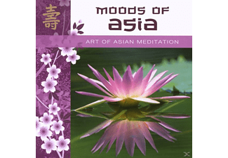 Jean Garattoni, Jean-pierre Garattoni - The Spirit of Asia-Art of Asian Meditation - (CD)