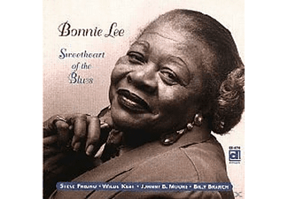 Bonnie Lee - Sweetheart Of The Blues - (CD)