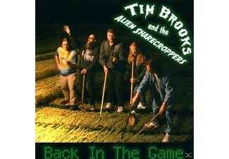 Tim & Alien Sharecropp Brooks - Back In The Game - (CD)