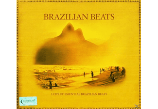 VARIOUS - Brazilian Beats - (CD)