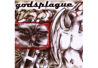 Godsplaque, Godsplague - H8 - (CD)