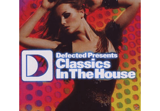 VARIOUS - Defected Presents Classics In The House - (CD)