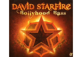David Starfire - Bollyhood Bass - (CD)