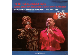 Klezmatics,The With Nelson,Joshua & Farmer,Kathryn, The With Joshua Ne Klezmatics - Brother Moses Smote The Water - (CD)