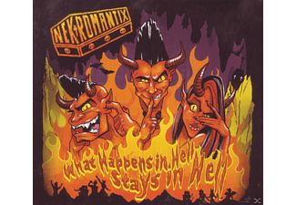 Nekromantix - What Happens In Hell, Stays In Hell - (CD)