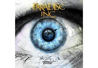 Paradise Inc. - Time - (CD)