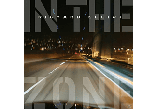 Richard Elliot - In The Zone - (CD)