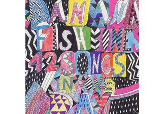 Bananafishbones - 12 Songs In One Day - (CD)