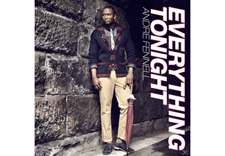 Andre Fennell - Everything Tonight - (Maxi Single CD)