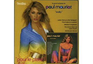 Paul Mauriat - Reality/Pour Le Plaisir - (CD)