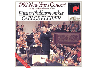 VARIOUS - 1992 New Year's Concert In The 150th Jubilee Year - (CD)