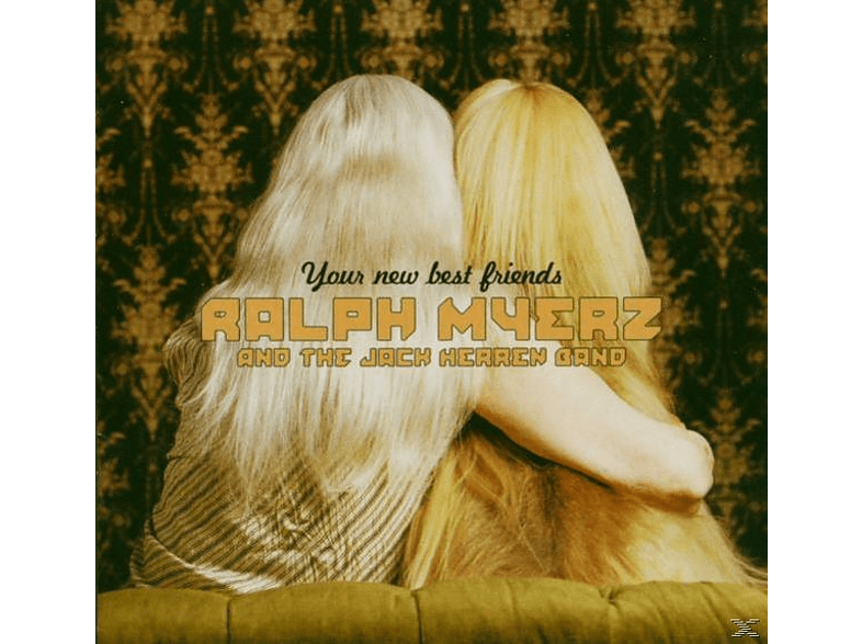 Myerz, Ralph & Herren, Jack Band - Your New Best Friends [CD]