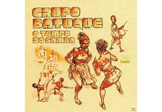 Grupo Batuque - O Tempo Do Samba - (CD)