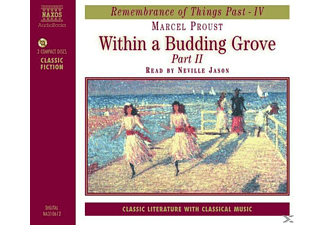 Within A Budding Grove 2 - 3 CD - Hörbuch