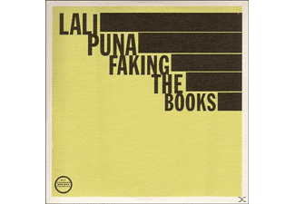 Lali Puna - Faking The Books - (CD)