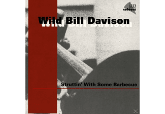 Wild Bill Davis - Struttin' With Some Barbecue - (CD)