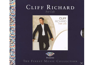 Cliff Richard - For Life (Diamond Ed.) [CD]
