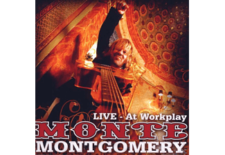Monte Montgomery - At Workplay-Live - (CD)