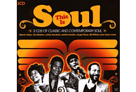 VARIOUS - This Is Soul [CD]