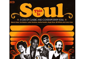 VARIOUS - This Is Soul - (CD)