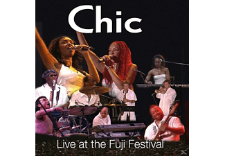 Chic - Live At The Fuji Festival - (CD)