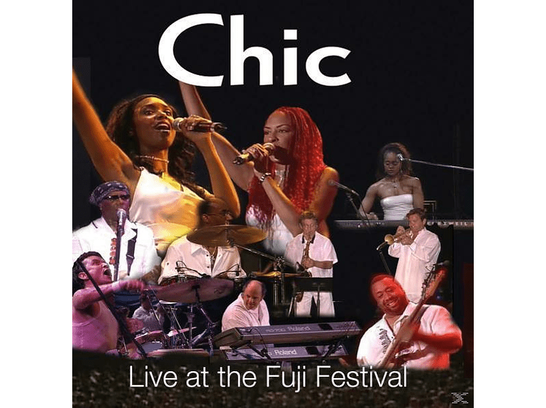 Chic - Live At The Fuji Festival [CD]