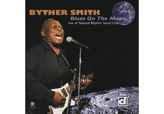Byther Smith - Blues On The Moon - (CD)